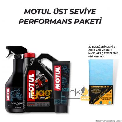 Motul Üst Seviye Performans Paketi