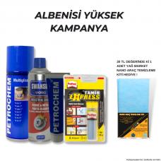 Albenisi Yüksek Kampanya