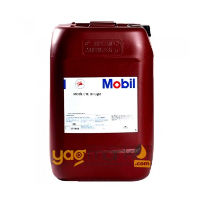 Mobil Dte Oil Light - 20 L