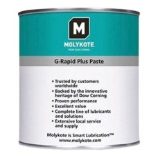 Molykote G Rapid Plus Paste Yüksek Performans Gresi - 1 Kg