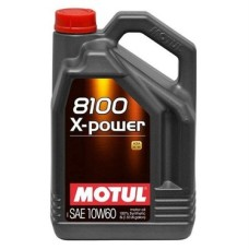 Motul 8100 X-Power 10w-60 - 5 L