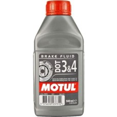 Motul Dot 3 & 4 - 500 ml