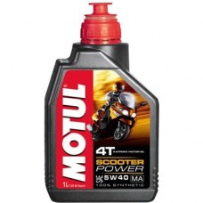 Motul Scooter Power 5w-40 MA 4T - 1 L